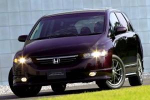 Picture of Honda Odyssey Mugen