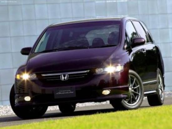 Image of Honda Odyssey Mugen