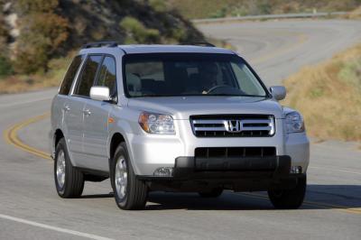Image of Honda Pilot 4WD