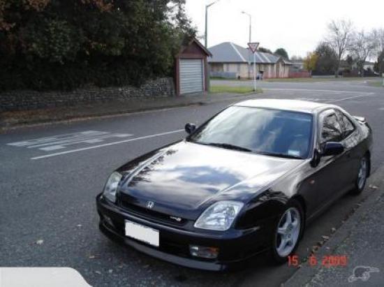 Image of Honda Prelude Type S