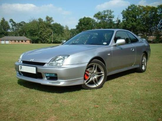 Image of Honda Prelude Vti