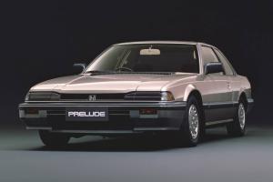 Picture of Honda Prelude