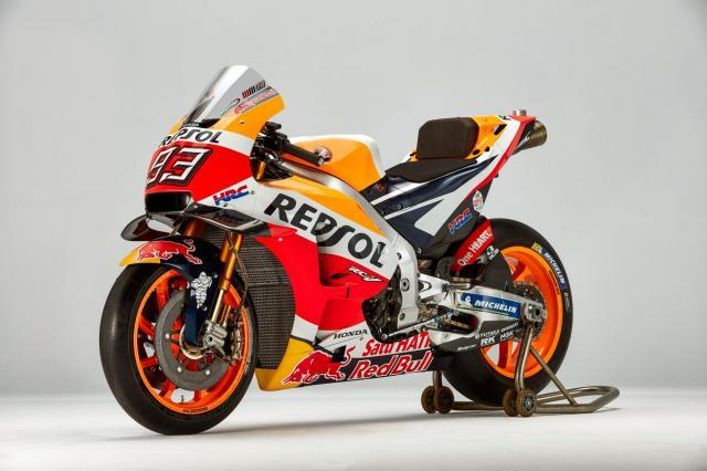 Image of Honda RC213V