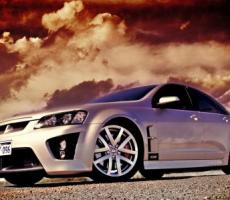 Picture of HSV ClubSport R8