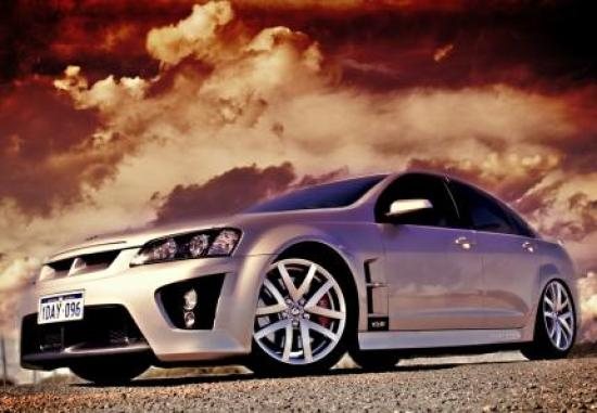 Image of HSV ClubSport R8