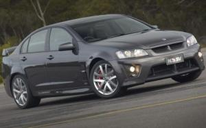 Photo of HSV ClubSport R8