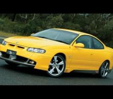 Picture of HSV VYII GTS Coupe