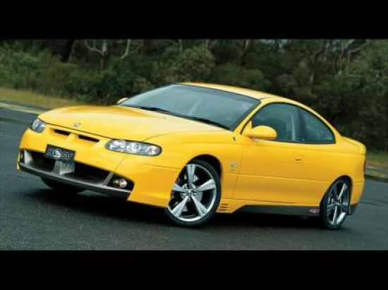 Image of HSV VYII GTS Coupe