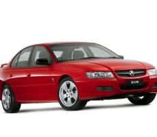 Picture of HSV VZ Commodore SV8