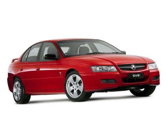 Image of HSV VZ Commodore SV8