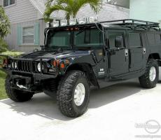 Picture of Hummer H1 Alpha