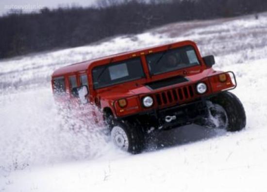 Image of Hummer H1