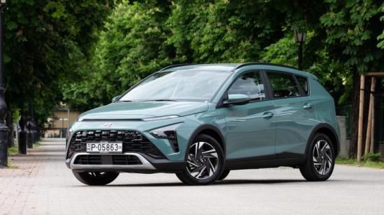 Image of Hyundai Bayon T-GDi HP MHEV