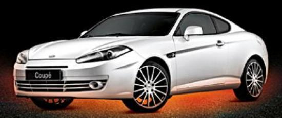 Image of Hyundai Coupe 2.0 16V