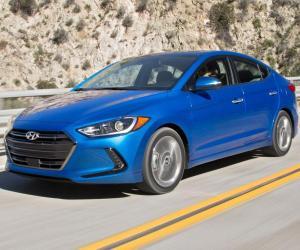 Picture of Hyundai Elantra (AD)