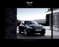 Hyundai Genesis 4.6