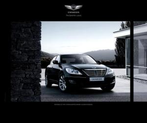 Picture of Hyundai Genesis 4.6