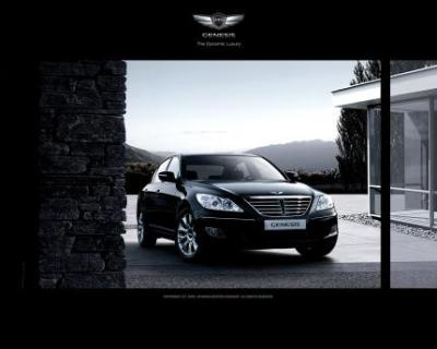 Image of Hyundai Genesis 4.6