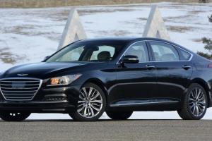 Picture of Hyundai Genesis 5.0