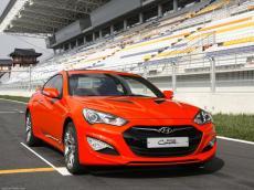 Hyundai Genesis Coupe 2.0 TCI