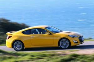 Photo of Hyundai Genesis Coupe 3.8 V6 GDI