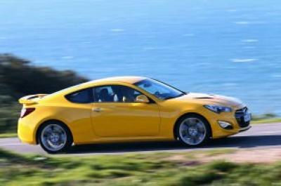 Image of Hyundai Genesis Coupe 3.8 V6 GDI