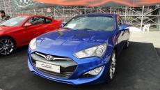 Hyundai Genesis Coupe 3.8 V6 GDI