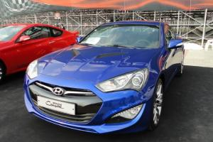 Picture of Hyundai Genesis Coupe 3.8 V6 GDI