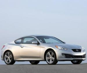 Picture of Hyundai Genesis Coupe 3.8