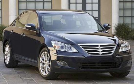 Image of Hyundai Genesis V6