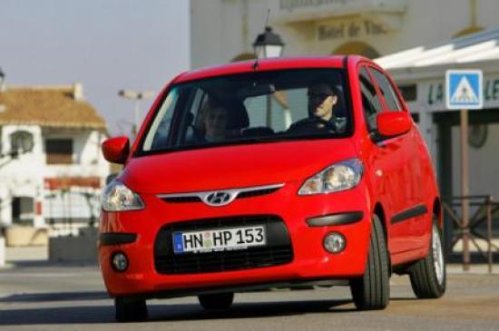 Image of Hyundai i10 1.1