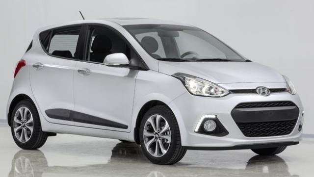 Image of Hyundai i10