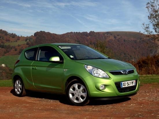 Image of Hyundai i20 1.6i