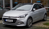 Photo of 2016 Hyundai i20 blue 1.0 T-GDI