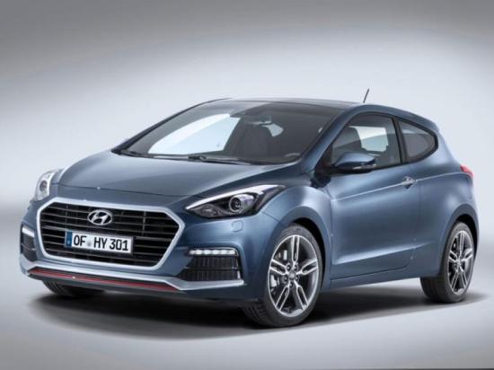 Image of Hyundai i30 1.6 GDI Turbo