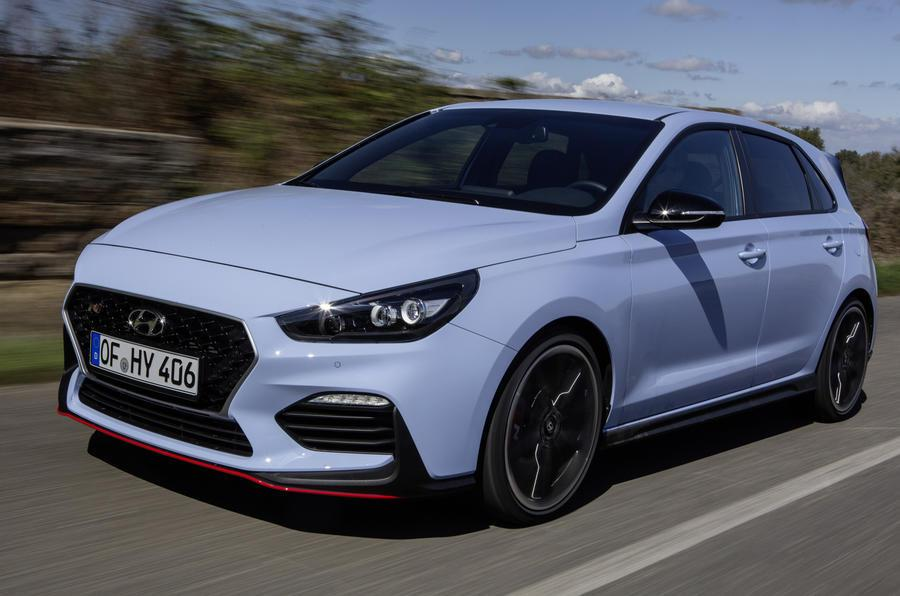 hyundai i30 n pd laptimes specs performance data. Black Bedroom Furniture Sets. Home Design Ideas