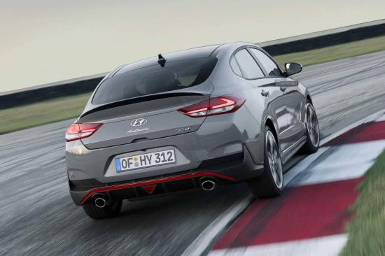 Image of Hyundai i30 N Performance Fastback