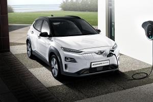 Picture of Hyundai Kona Electric