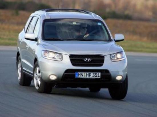 Image of Hyundai Santa Fe 2.2 CRDi