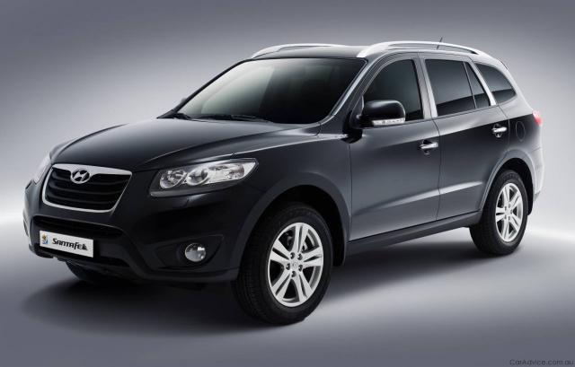 Image of Hyundai Santa Fe 2.4