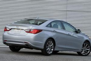 Picture of Hyundai Sonata Turbo