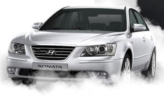 Image of Hyundai Sonata V6