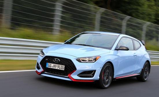 Image of Hyundai Veloster N
