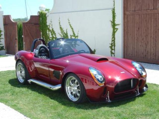Image of Iconic GTR Roadster