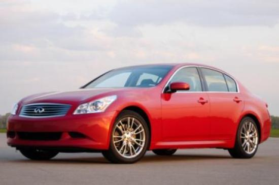 Image of Infiniti G35 sport MT sedan