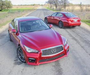 Bmw M5 Vs Infiniti G35 Sport Mt Sedan Vs Infiniti G37s Coupe Vs