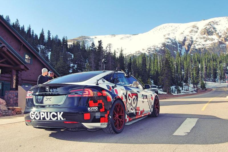 """Cover for Internal combustion """"strikes back"""" at the Pikes Peak 2016"""