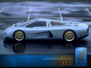 Photo of Isdera Commendatore 112i Mk I facelift