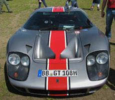 Picture of Isdera Erator GTE