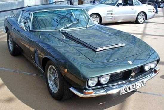 Image of Iso Grifo 7 Litri